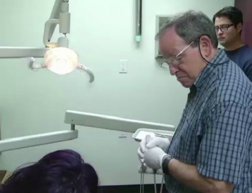 EVERYDAY HERO: Dentist volunteers his service on Fridays
