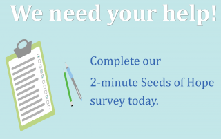Seeds of Hope survey