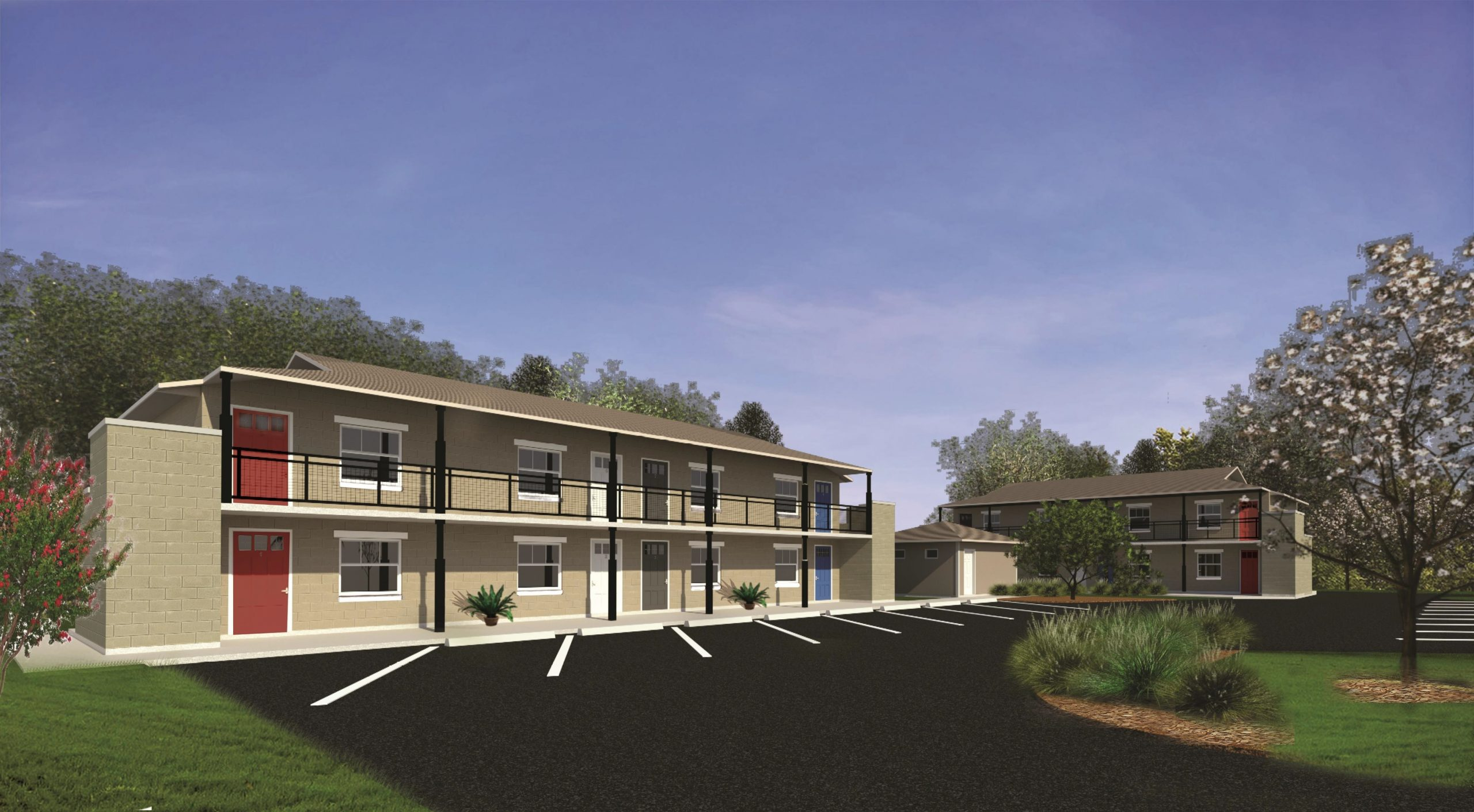 Vermont Place Apartments Groundbreaking Ceremony July 14