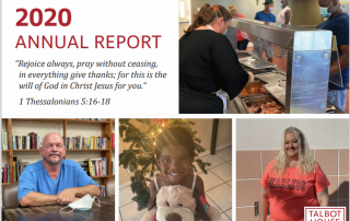 annual report newsletter