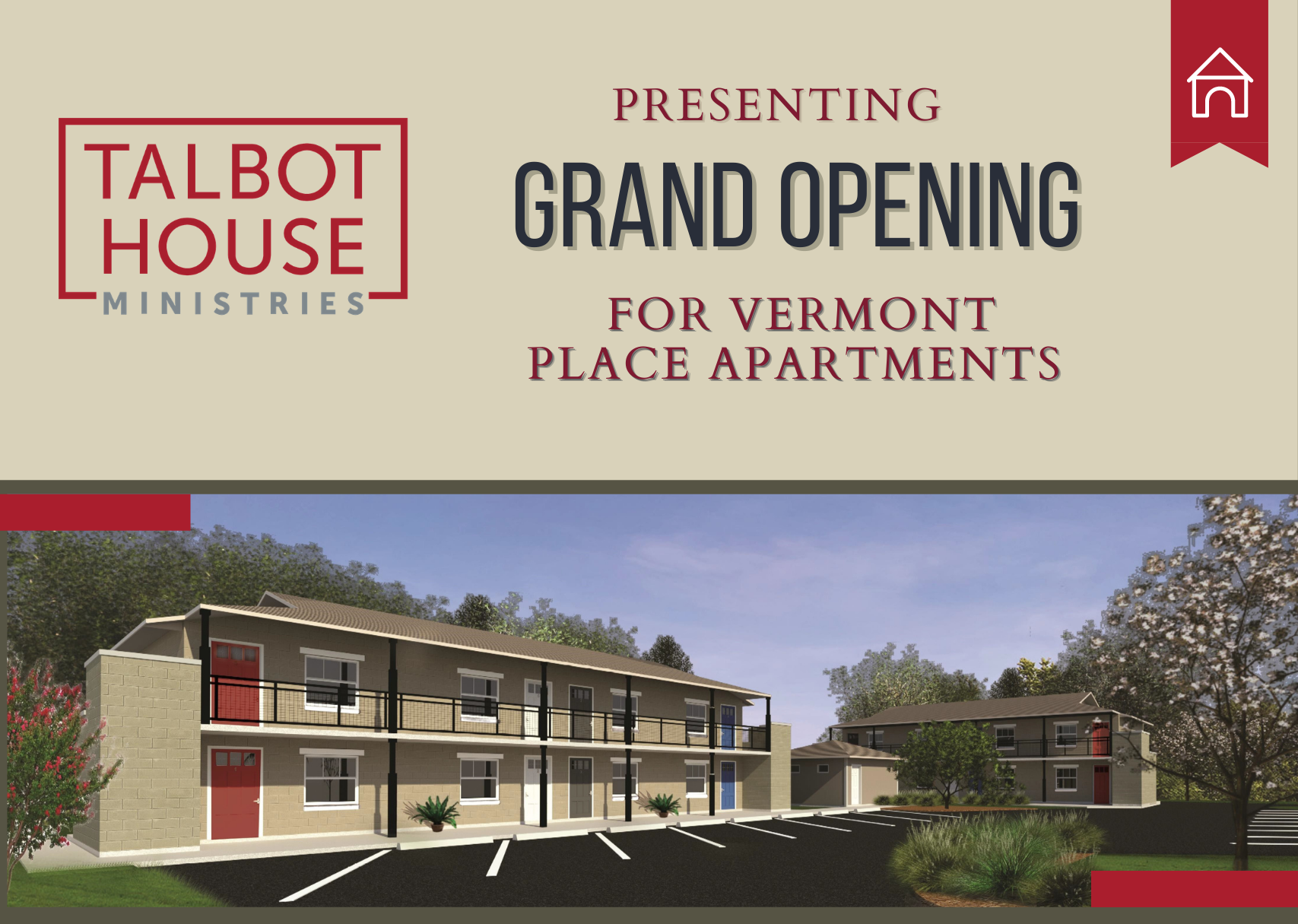 Vermont Place Grand Opening!