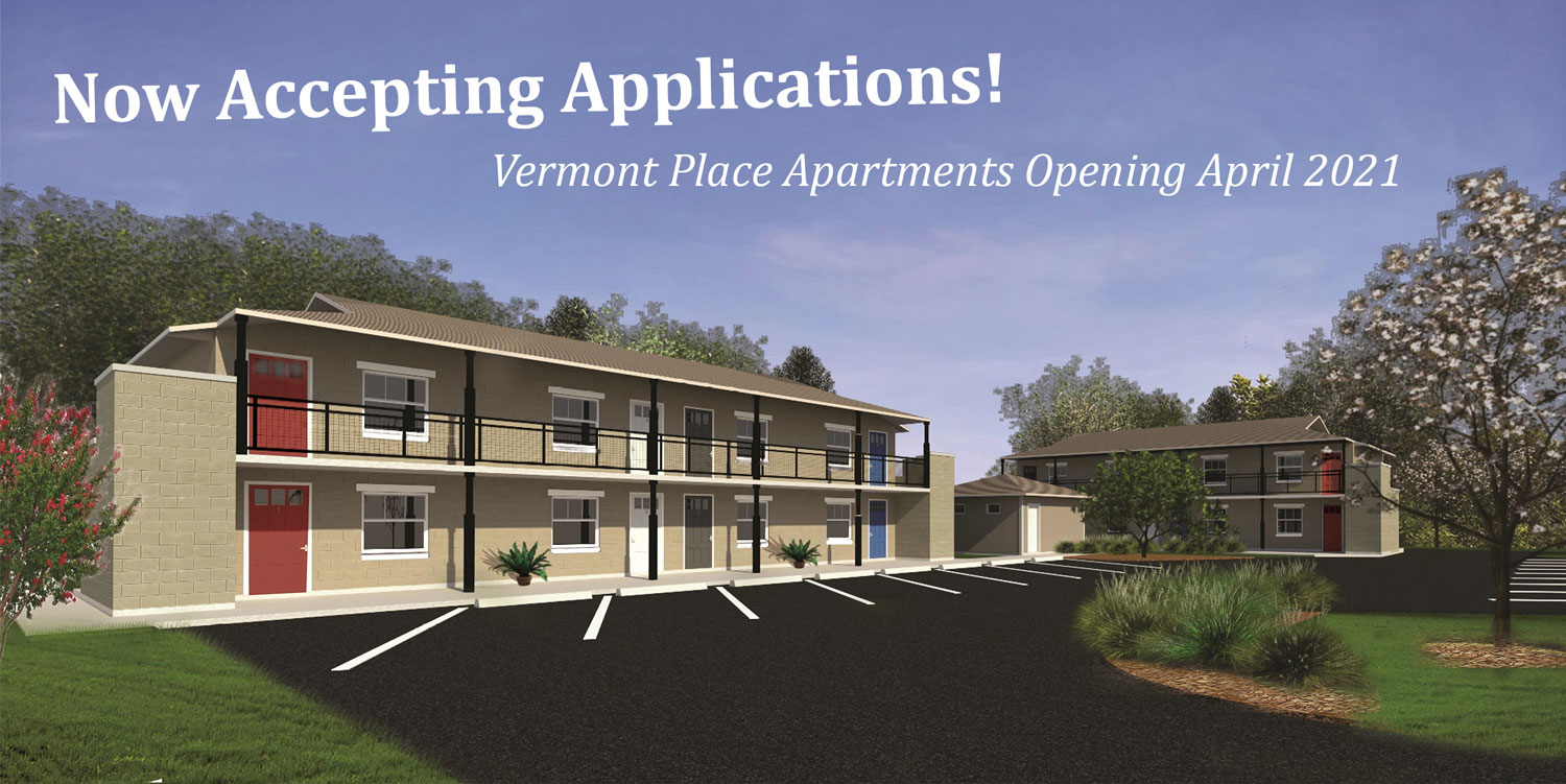 Talbot House Ministries Now Accepting Tenant Applications for Vermont Place Apartments