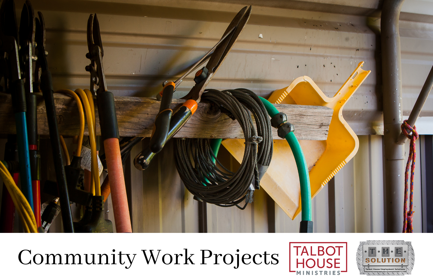 Solutions: Community Work Projects