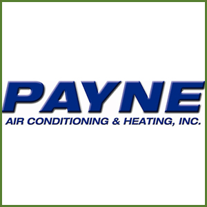 payne air conditioning and heating logo