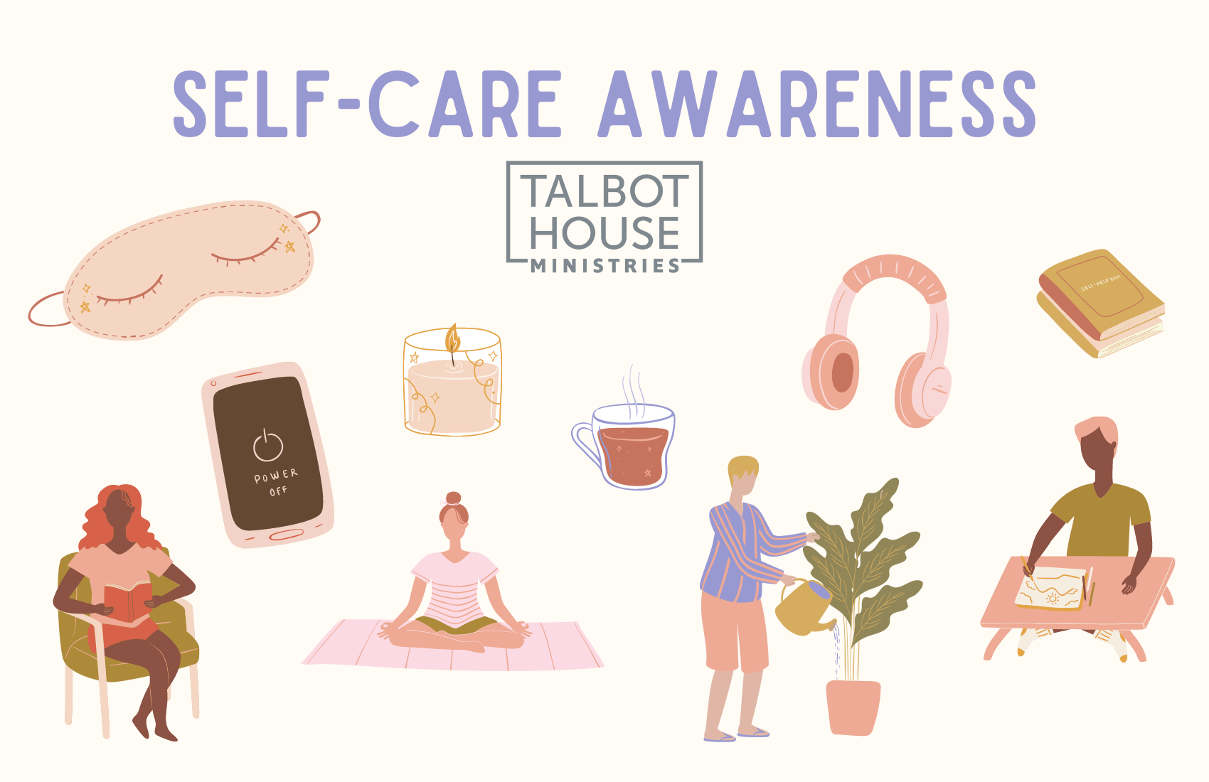Practicing Self-Care at Talbot House